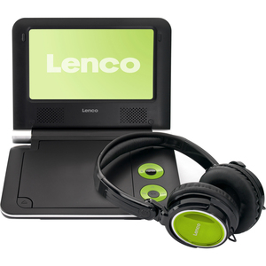 Lenco DVP-733 Portable DVD Player