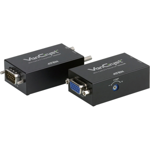 Mini Cat5 Vga/Audio Extender / Mfr. no.: VE022