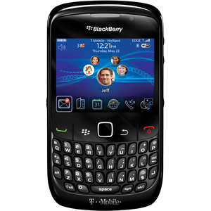 T-Mobile BlackBerry Curve 8520 Smartphone