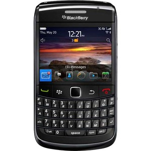 Orange BlackBerry Bold 9780 Smartphone