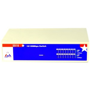 16port Fast Enet Switch Sd16 / Mfr. No.: Sd16
