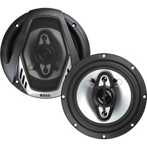Onyx 6.5in 4-Way Speaker Poly Injection Cone Dual 4-Ohm / Mfr. No.: Nx654