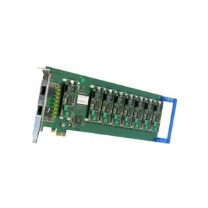 Multimodem Isi UPCI 4port 33.6 V92 Global Multi Modem Card / Mfr. No.: Isi5634uPCI/4