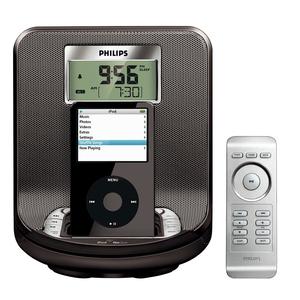 Philips AJ300DB Clock Radio for iPod