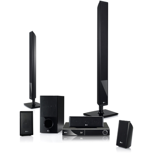 LG HX806PG Home Theater System
