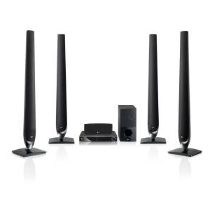 LG HT806TH Home Theater System