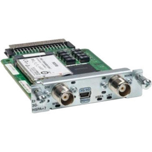 Cisco 3G WWAN EHWIC Radio Modem