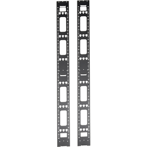 Vertical Cable/Pdu Mgmnt Bars For 42u Rack Enclosure Cabinet / Mfr. No.: Srvrtbar