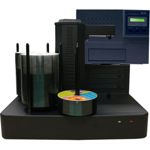 Cronus Teac Copier Publisher 2-DVDrw W/ Printer 220disc Win / Mfr. no.: CRONUS220-S2T-P55-BK