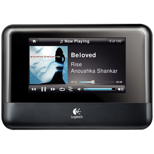 Logitech Squeezebox Network Media Player