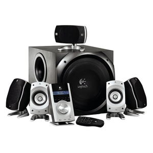 Logitech Z-5500 Home Theater Speaker System