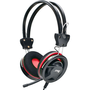 Cl-Aud63019 Over Ear Headset W/ Mic 1/8in 80in Closed Red Ring / Mfr. no.: CL-AUD63019