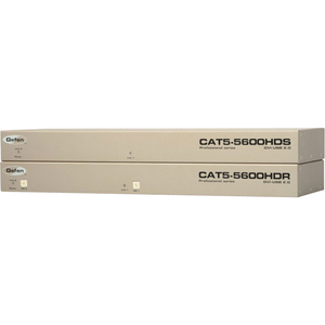 Cat5-5600hd Dual Display KVM Extender / Mfr. No.: Ext-Cat5-5600hd