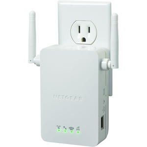 Netgear Universal Wireless Range Extender Wall Plug Edition/ Mfr. No.: Wn3000rp-100nas