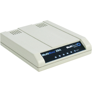 Multi-Tech Systems MultiModem ZBA V.92 Business Fax Modem / Mfr. no.: MT9234ZBA-V-IEC