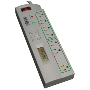Eco Surge Protector Green Timer 7out Controlled $75k 4ft Cord / Mfr. no.: TLP74TG