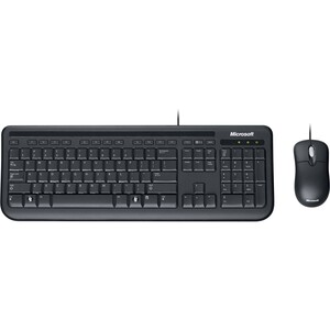 Microsoft® Wired Desktop 600 Combo English