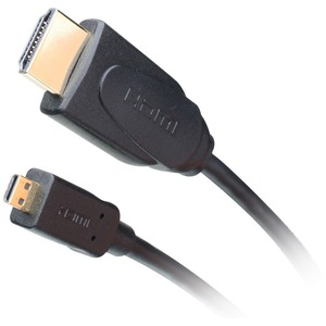 High Speed Micro HDMI Cable with Ethernet / Mfr. No.: Ghdc3402