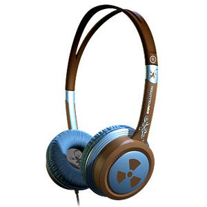 ifrogz Earpollution Toxix Stereo Headphone