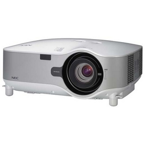 NEC Display Installation NP1150 Digital Projector