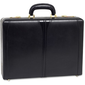 Leather Attache Case Turner-Black Leather Attache Ca / Mfr. No.: 80485
