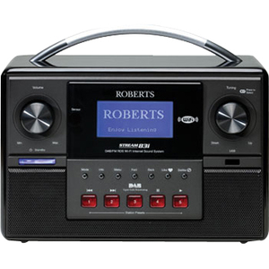 Roberts Radio STREAM 83i Internet Radio