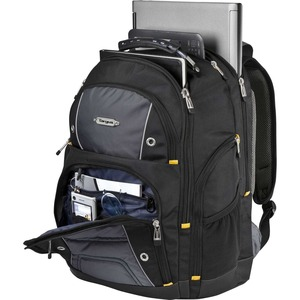 Black Drifter II Laptop Backpack 17in / Mfr. No.: Tsb239us
