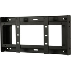 Enclosed Flat Tilt Wall Mnt W/Vesa 2x1 2x2 4x2 Black F/32in/5 / Mfr. no.: HT642-002