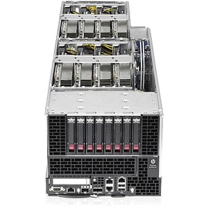 HP ProLiant SL390s G7 Network Storage Server