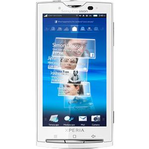 Orange Sony Ericsson XPERIA X10 Smartphone