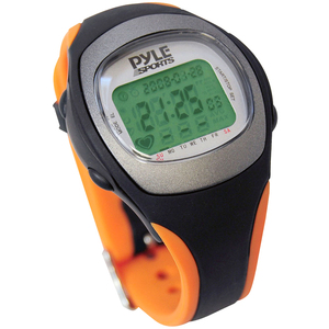 Heart Rate Monitor Watch W/ Heart Rate/Calorie Counter / Mfr. No.: Phrm34