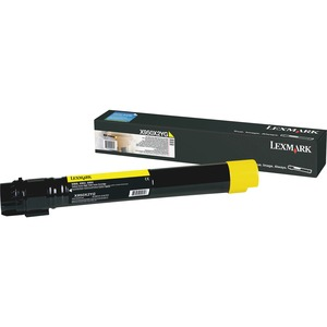 Yellow Toner Cartridge For X950de X952dte X954dhe High Yie / Mfr. No.: X950x2yg