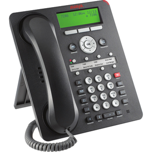 One-X 1608-I IP Phone Black Excess New Prod See Notes / Mfr. No.: 700458532