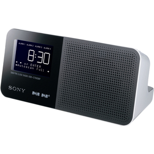 Sony XDR-C706DBP Clock Radio
