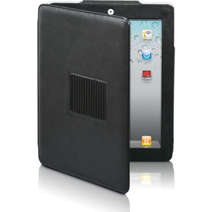 Flip Leather Case With Stand For IPad2 / Mfr. No.: Lc-IPad2-Std