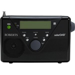 Roberts Radio solarDAB Radio Tuner