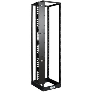6ft Vertical Cable Manager For Open Frame Rack 6in Wide / Mfr. no.: SRCABLEVRT6