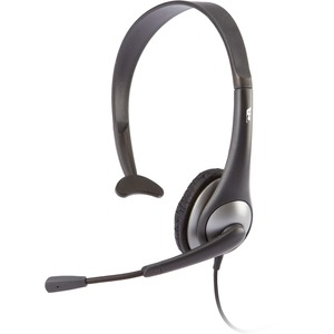 Cyber Acoustics Mono Headset With Boom Mic / Mfr. No.: AC-104