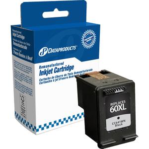 Dataproducts® Inkjet Cartridge High Yield (HP CC641WC, #60XL) Black
