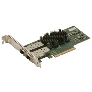 Fastframe Nics 8channel 10 Enet PCIe Lp 2port Lc Sfp+ Sr / Mfr. No.: Ffrm-Ns12-000