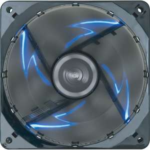 LED Twist Fan Blue T.B. Silence 120mm / Mfr. No.: Uctb12n-Bl