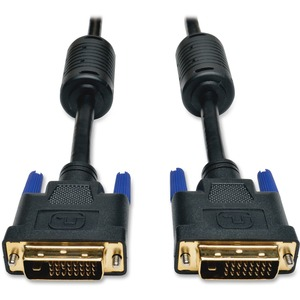 6ft DVI Dual Link Tmds Replacement Cable DVI-D M/M / Mfr. No.: P560-006