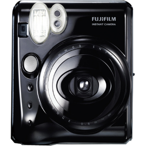 Fuji Instax Mini 50s Camera Piano Black / Mfr. No.: 16102240