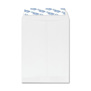 "Columbian® Grip Seal® Envelope 10"" x 13"" White 100/box"