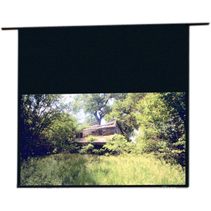 """Draper Access 104303QL Electric Projection Screen - 94"""" - 16:10 - Ceiling Mount"""