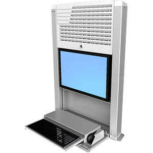 Styleview Low Profile Wall Mount Enclosure White / Mfr. No.: 60-610-062