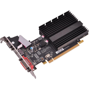 Xfx Radeon Hd 5450 PCI-E HDMI 1gb Ddr3 DVI VGA 650mhz / Mfr. No.: Hd545xzqh2