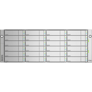 Promise Technology VTrak x30 - Hard drive array - 24 bays ( SATA-600 / SAS-2 ) - 0 x - 8Gb Fibre Channel (external) - rack-mountable - 4U / Mfr. No.: E830fdnx