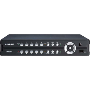 Merit LILIN DVR-304 4-Channel Digital Video Recorder