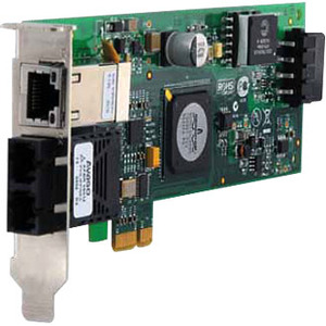 100fx Sc 2port W/ 10/100/1000t Poe Network Adapter / Mfr. no.: AT-2716POE/FXSC-901